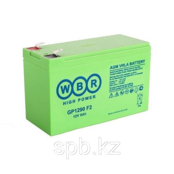 Аккумуляторная батарея WBR GP1290 F2 12V 9Ah