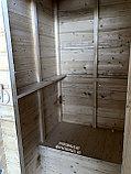 Туалет уличный, фото 8