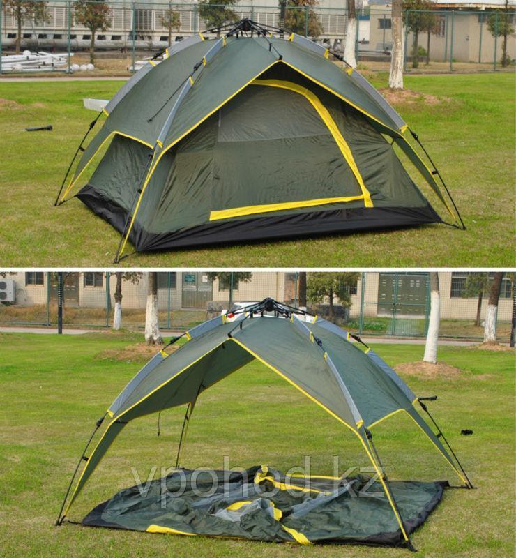 Трехместная палатка TUOHAI 5061