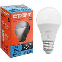 Светодиодная лампа СТАРТ LED GLS E27 15W 40