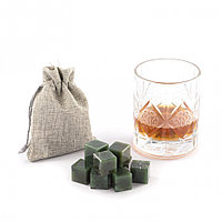 Нефритовые камни для охлаждения виски набор 9 кубиков