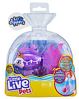 """Волшебная рыбка """"Lil' Dippers"""" фиолетовая"""