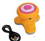 Лучший Новогодний Подарок! Компактный Ручной USB Вибро Массажер., фото 5