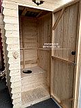 Туалет уличный, фото 2