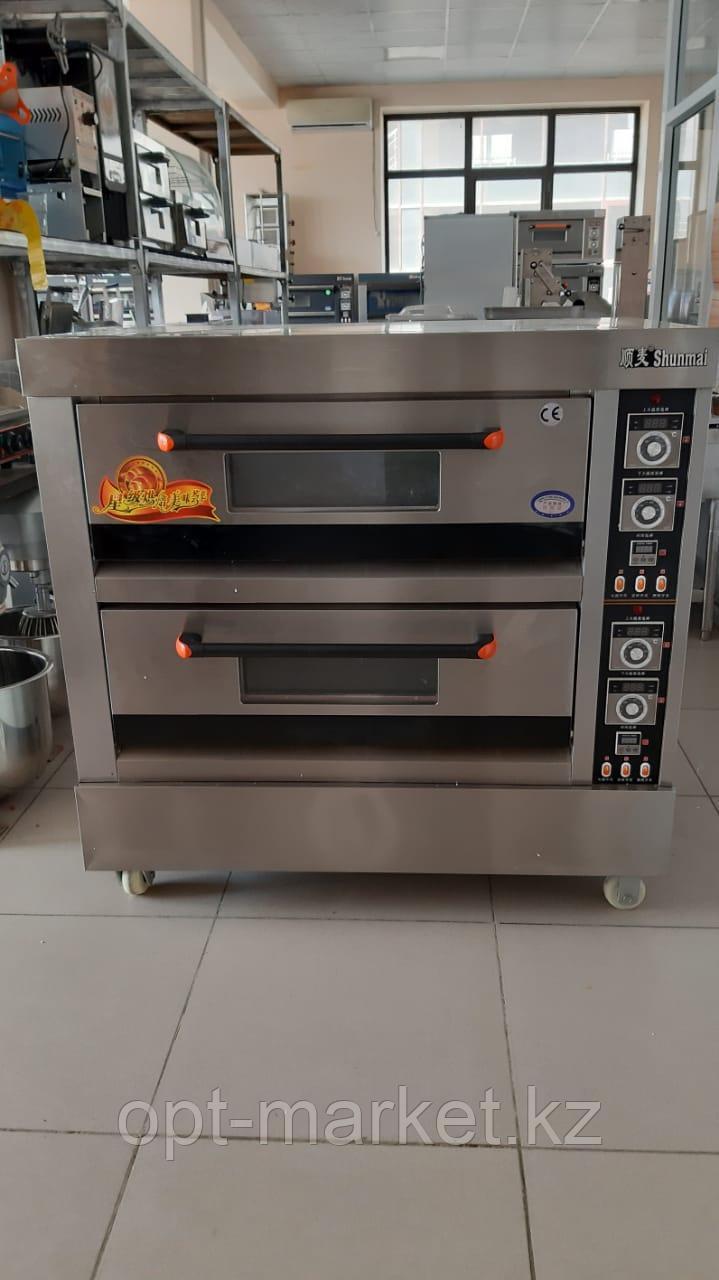 Пекарская печь  2-х ярусная