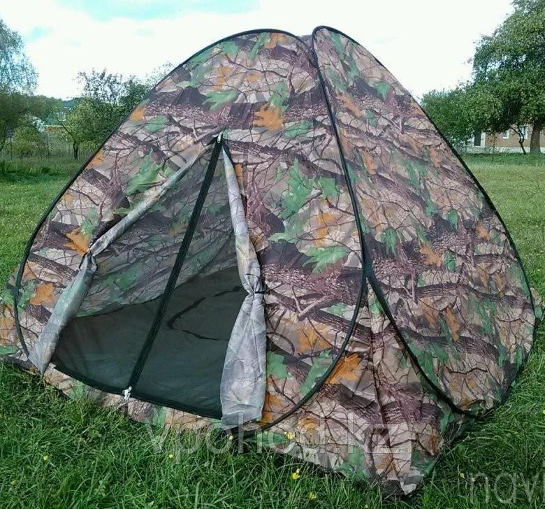Палатка автоматическая 4 местная