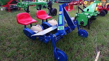Рассадопосадочные машины серии S237 AGRO-MAX, фото 2