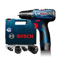 Аккумуляторный шруповерт GSR 120-LI 2, BOSCH / BOSCH, Cordless screwdriver GSR 120-LI 2X1,5АЧ+ЗУ (50