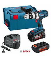 Аккумуляторный шуруповерт GSR 36 VE-2-, BOSCH / Cordless screwdriver GSR 36 VE-2-LI 2x4,0 AH L-Boxx,