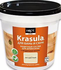 «Krasula» (Красула) для бань и саун Состав для защиты древесины