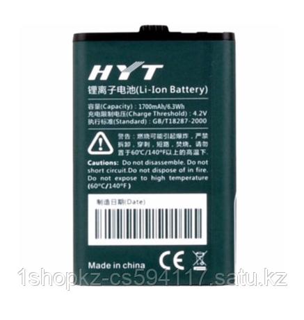 Аккумулятор BL-1715 для hyt TC-320, фото 2