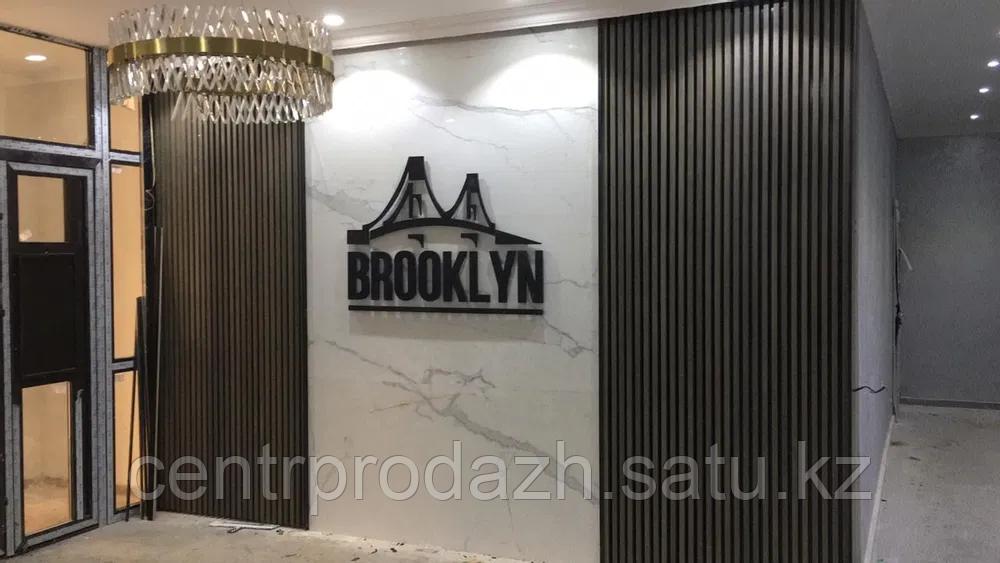 """1 комнатная квартира в ЖК """"Brooklyn"""" 35.8 м²"""