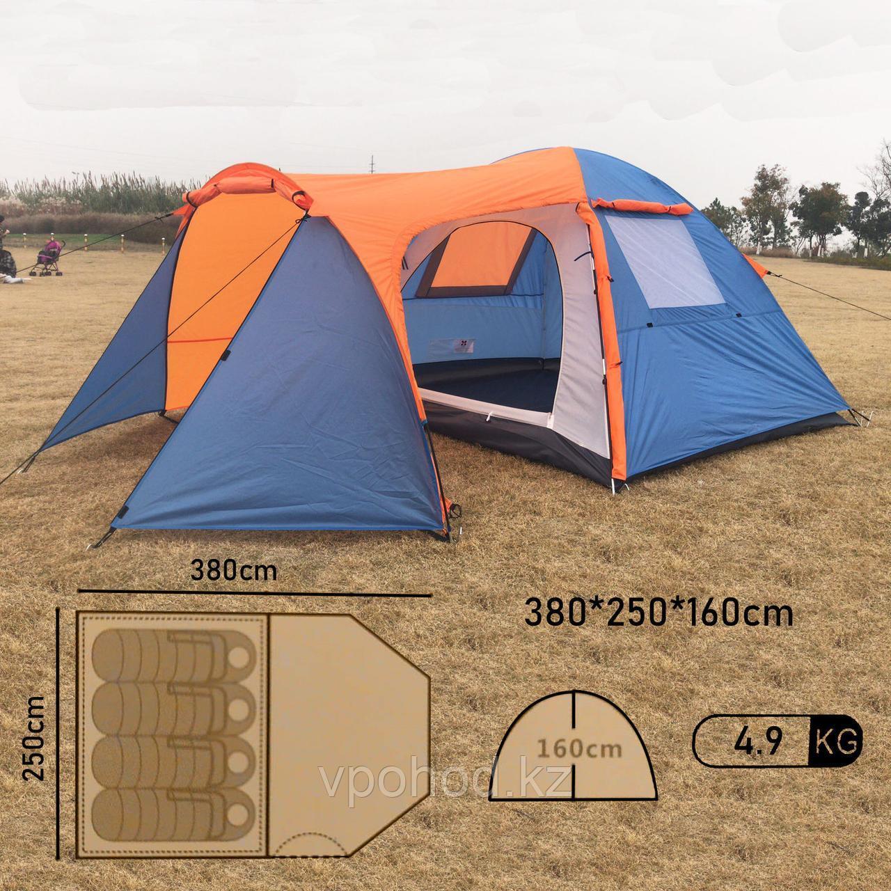 Палатка Mimir 1036 четырехместная