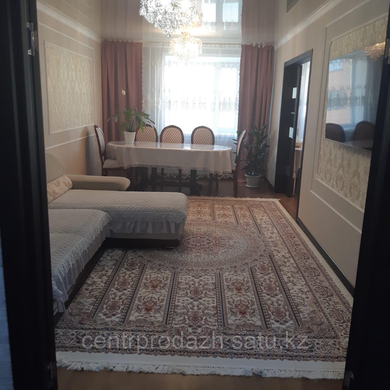 3 комнатная квартира 66.3 м²