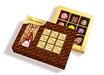 Шоколадные подарочные наборы