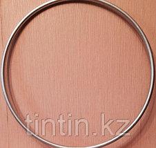Гимнастический обруч 80 см, 320 грамм, алюминиевый, фото 3