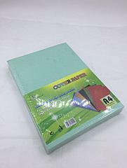 Бумага цветная А4