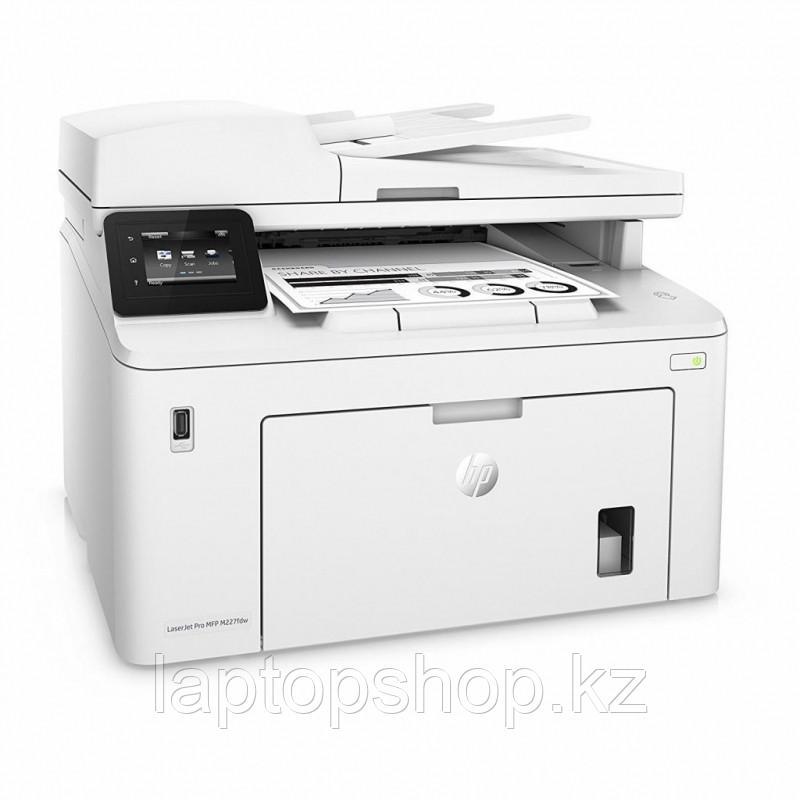 Многофункциональное устройство HP G3Q79A HP LaserJet Pro MFP M227fdn Printer (A4), Printer/Scanner/Copier/ADF