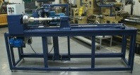 Станок токарно-фрезерный для изготовления мелкоштучных деталей с проходной бабкой ТФС-1550МД