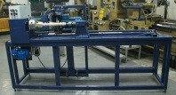 Станок токарно-фрезерный с копиром для производства витых (спиральных) каннелюр ТФС1550 М