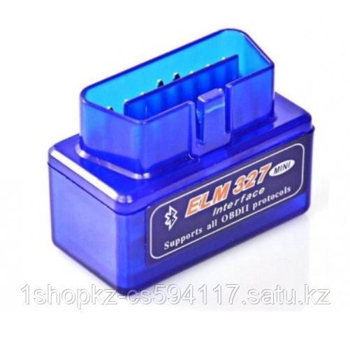 Сканер OBD-2 ELM-327 (Bluetooth SC02-L)