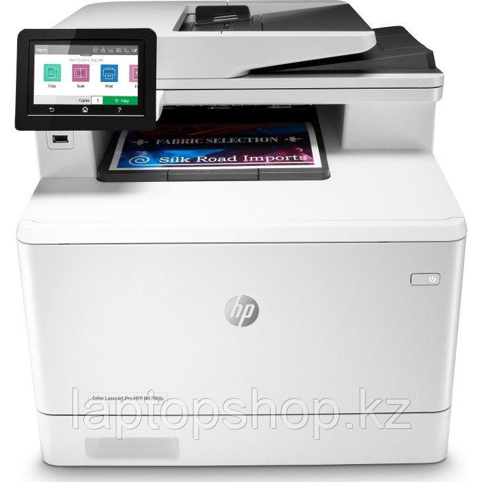 Многофункциональное устройство HP W1A79A HP Color LaserJet Pro MFP M479fdn Prntr (A4), Printer/Scanner/Copier