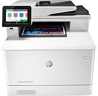 Многофункциональное устройство HP W1A77A HP Color LaserJet Pro MFP M479dw Prntr (A4), Printer/Scanner/Copier, фото 1