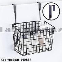 Корзина для шкафа универсальная подвесная металлическая