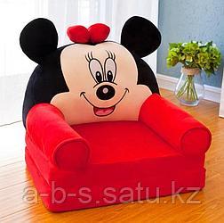 """Детское кресло """"Мини Маус"""""""