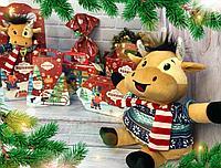 Большой ассортимент новогодних детских подарков