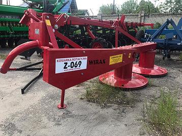 Косилка роторная польская 1.35м  Z069/1 Wirax, фото 2
