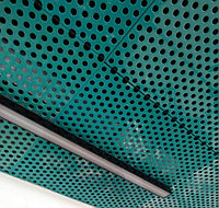 Подвесной потолок Perfocell 3D