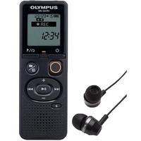 Диктофон Olympus VN-541PC с наушниками E39 черный, фото 1