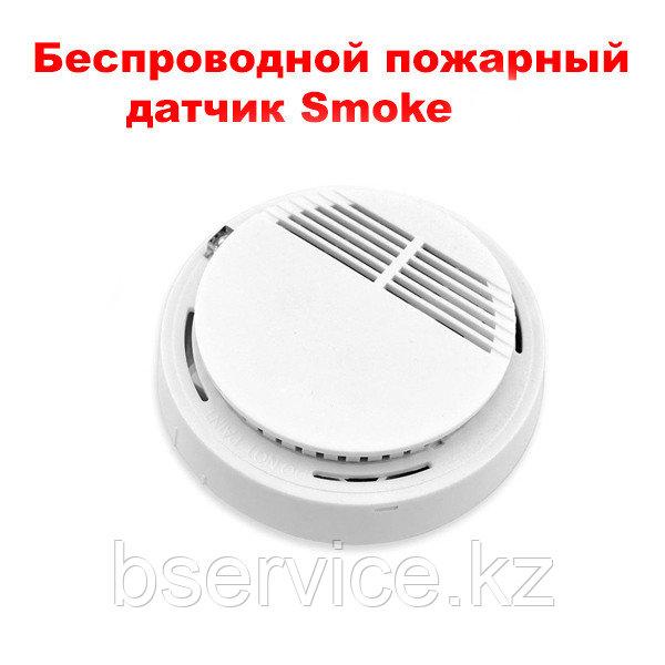Детектор дыма беспроводной, модель Smoke Sensor 168