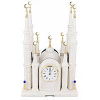 """Часы """"Мечеть"""" из мрамора большая"""