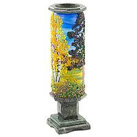 """Подарочная ваза из камня """"Осень"""" - красивое украшение интерьера недорого"""