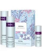 Косметический набор VEDMA для блеска волос, 250+200+50 мл