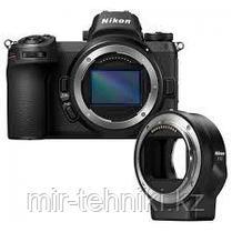 Фотоаппарат Nikon Z6 body + FTZ Adapter