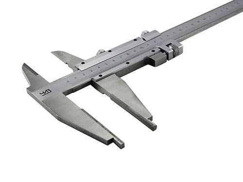 Штангенциркуль ШЦ-2-200 0,05 губ. 60 мм ЧИЗ