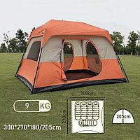 Палатка MIMIR-10, 4-5 мест