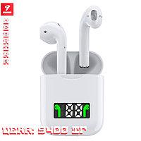 Беспроводные наушники Bluetooth 5.0 TWS i99 сенсорные Белые