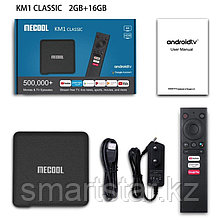 Mecool KM1 classic 2/16 gb android tv box