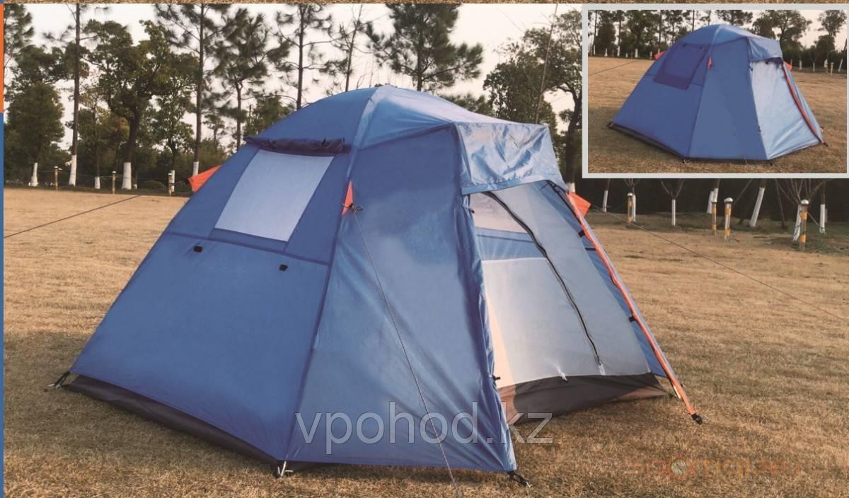 Двухслойная двухместная палатка Mimir ART1013
