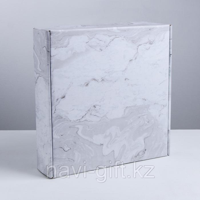 Складная коробка «В шаге от мечты», 34.3 × 34.9 × 8.5 см - фото 1