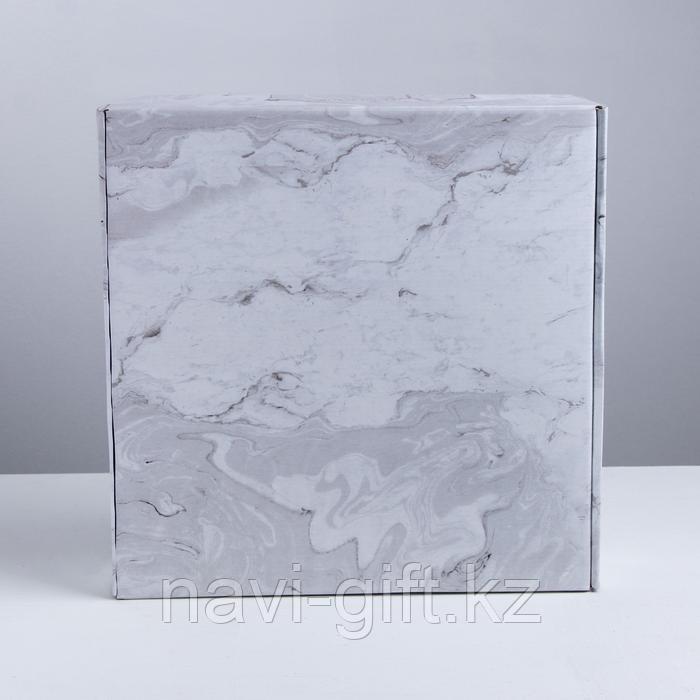 Складная коробка «В шаге от мечты», 34.3 × 34.9 × 8.5 см - фото 2