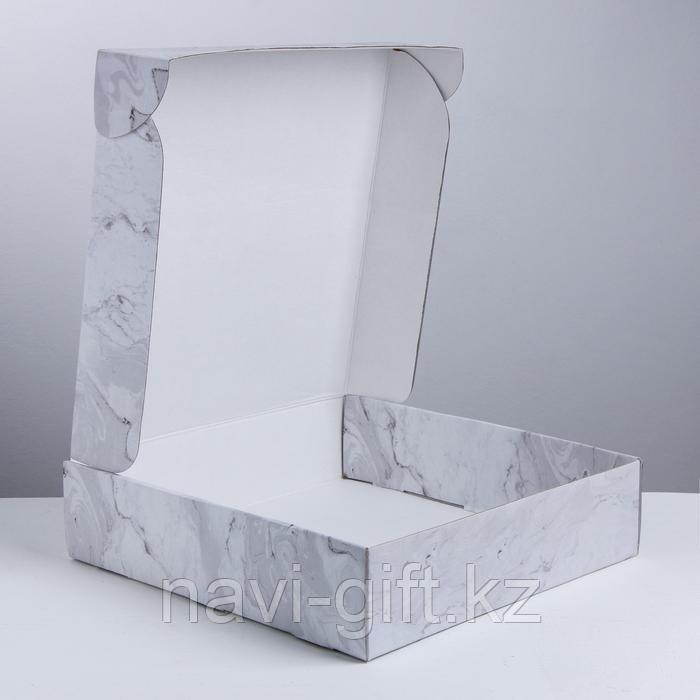 Складная коробка «В шаге от мечты», 34.3 × 34.9 × 8.5 см - фото 5
