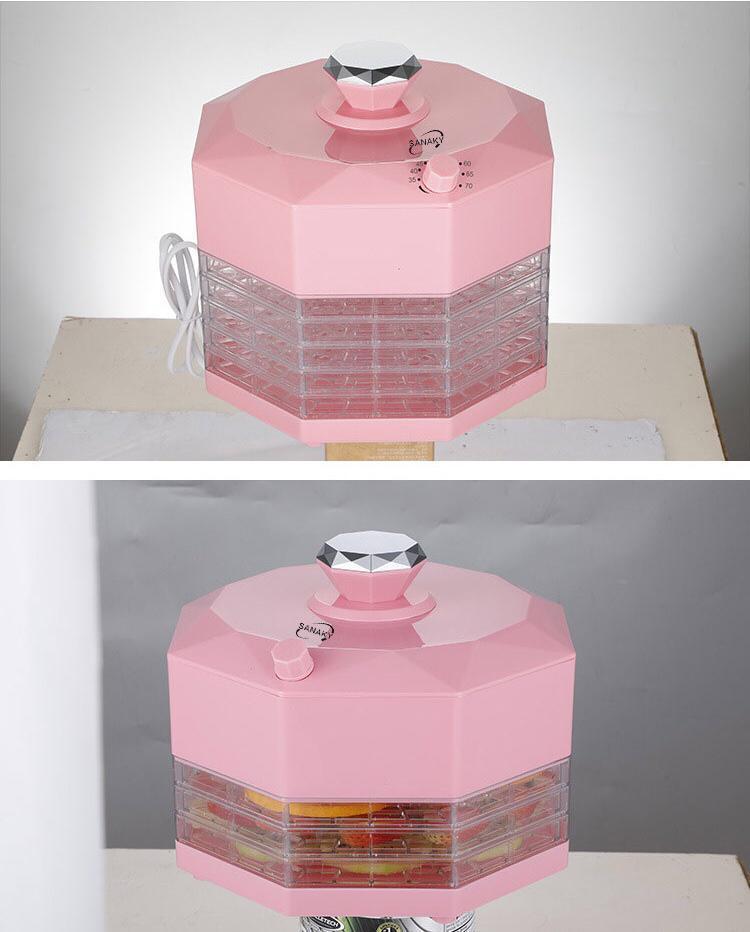 Мини сушильная печь для домашнего использования (с сетевым переходником) - фото 7