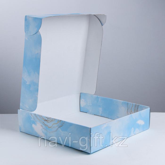 Складная коробка «Вдохновение», 34.3 × 34.9 × 8.5 см - фото 2