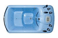 Сидячая ванна CASCADE (Каскад) с электронным управлением