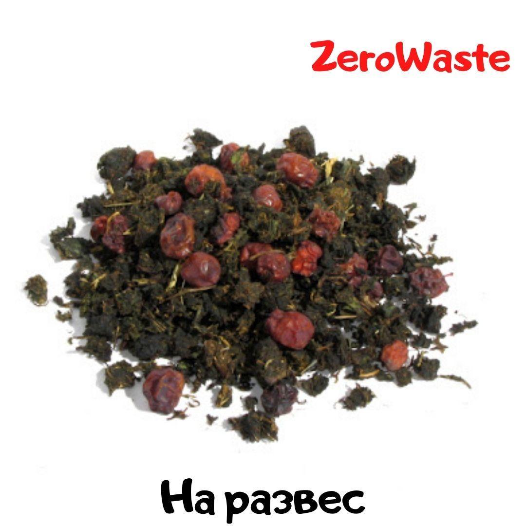 Иван чай с плодами красной рябины на развес